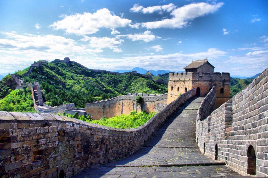 Velká čínská zeď v okolí Pekingu   feiyuwzhangjie/123RF.com