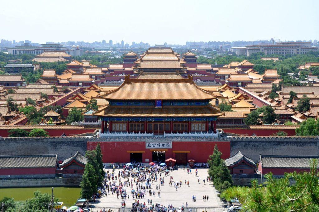 Zakázané město v Pekingu   paskee/123RF.com