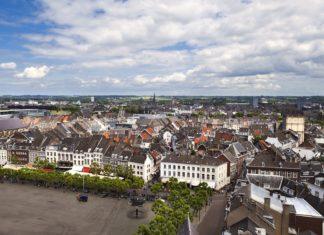Pohled na město Maastricht | catolla/123RF.com