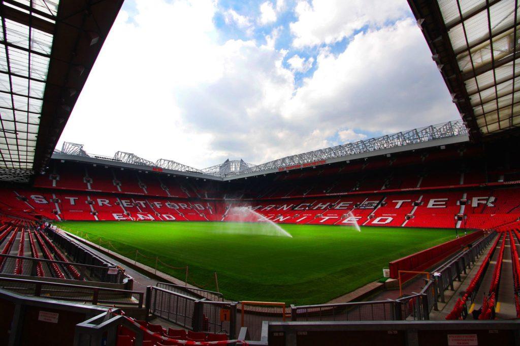 Stadion Old Trafford Manchesteru United   suttipon/123RF.com