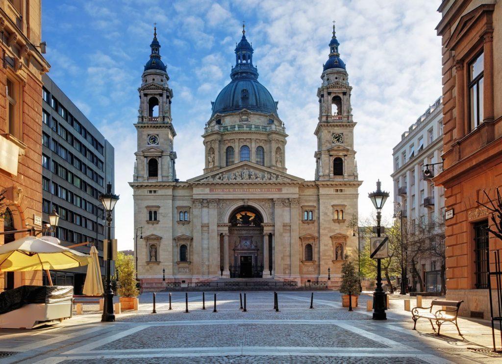 Bazilika svatého Štěpána v Budapešti | tomas1111/123RF.com
