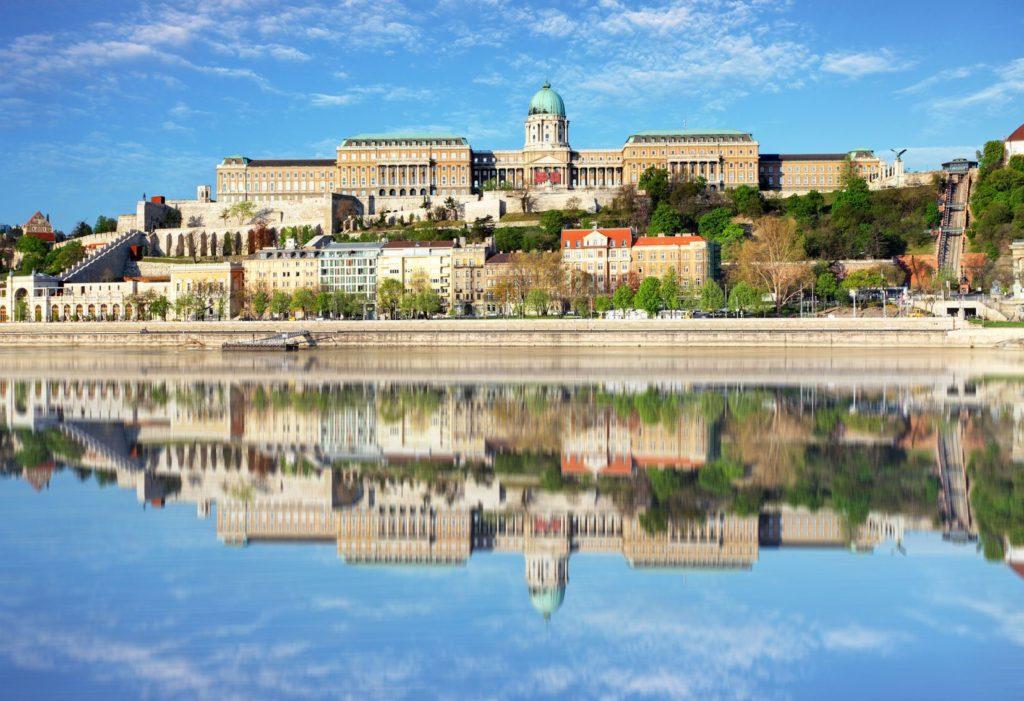 Budínský hrad v Budapešti | tomas1111/123RF.com