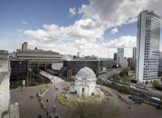 Centrum Birminghamu v Anglii | phartisan/123RF.com