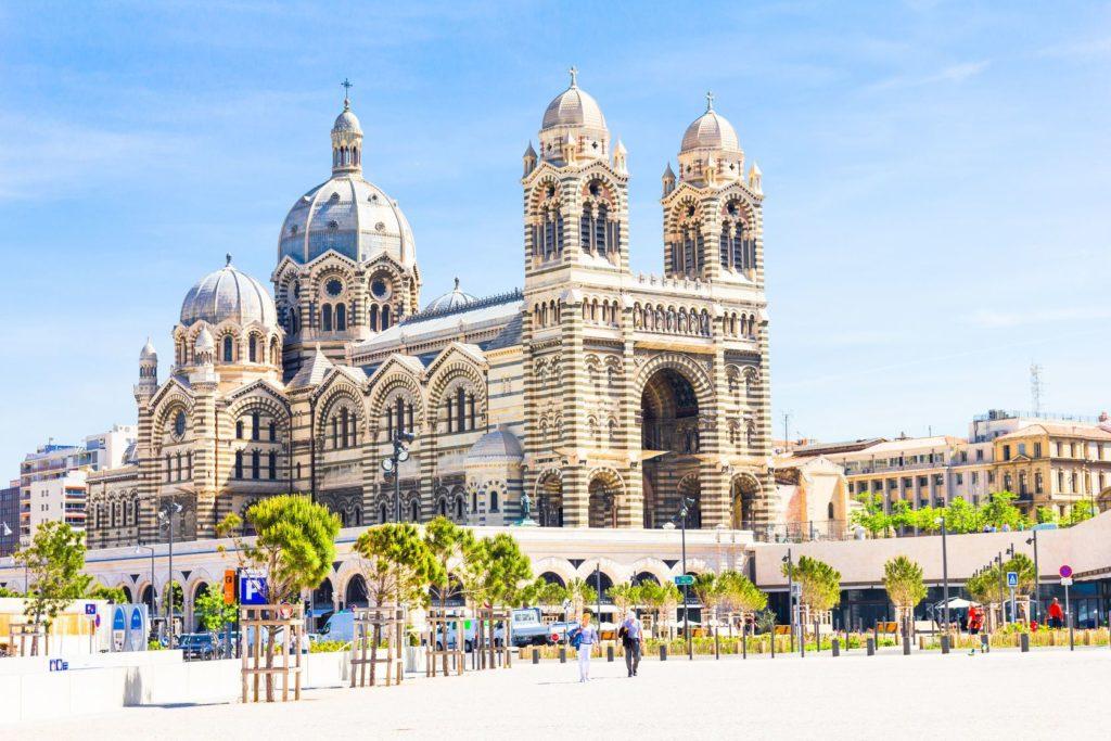 Marseillská katedrála | gianliguouri/123RF.com