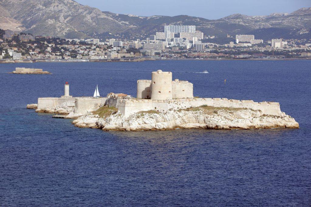 Pevnost If v Marseille | g0b/123RF.com