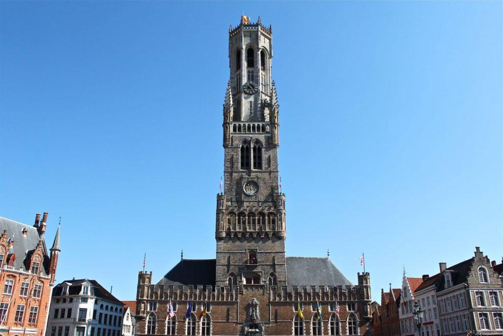 Zvonice v Bruggách | spacekris/123RF.com