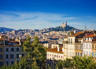 Pohled z La Gare na Marseille | anilah/123RF.com