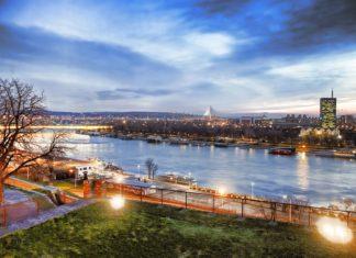 Panorama Bělehradu v Srbsku | samot/123RF.com