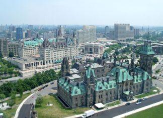 Panorama Ottawy v Kanadě | gary718/123RF.com