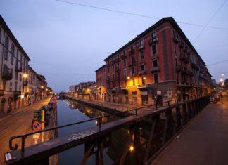 Pohled na oblast Navigli v Miláně | allek/123RF.com