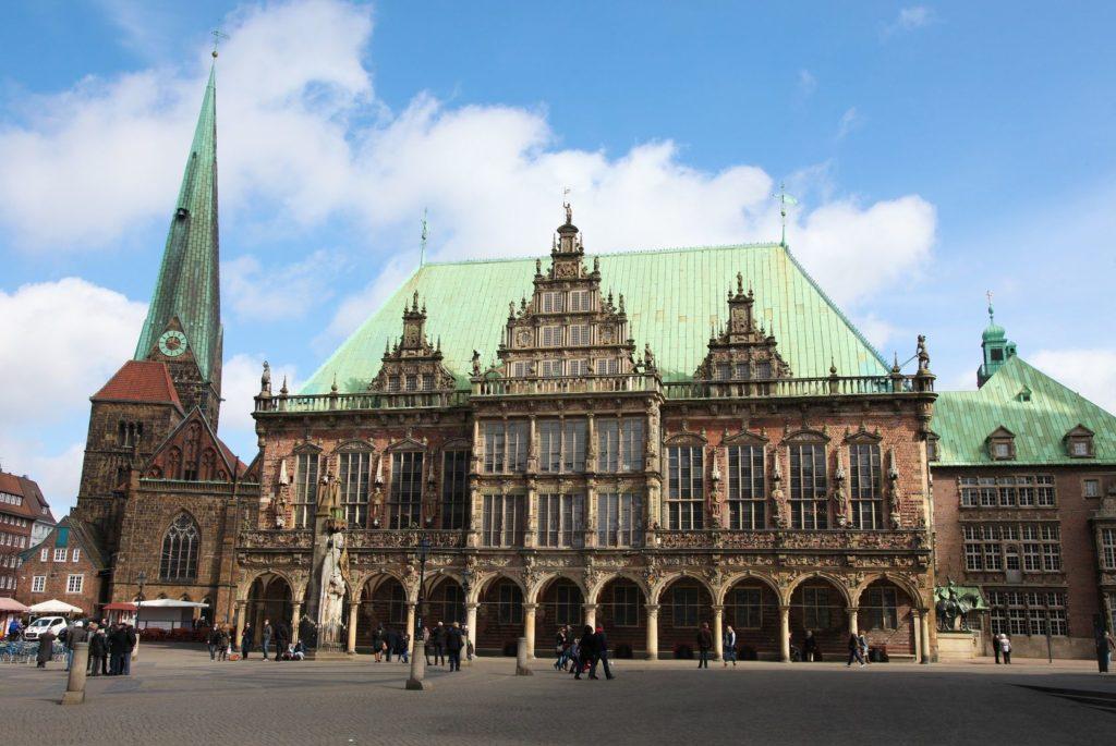 Rathaus v Brémách | jorisvo/123RF.com