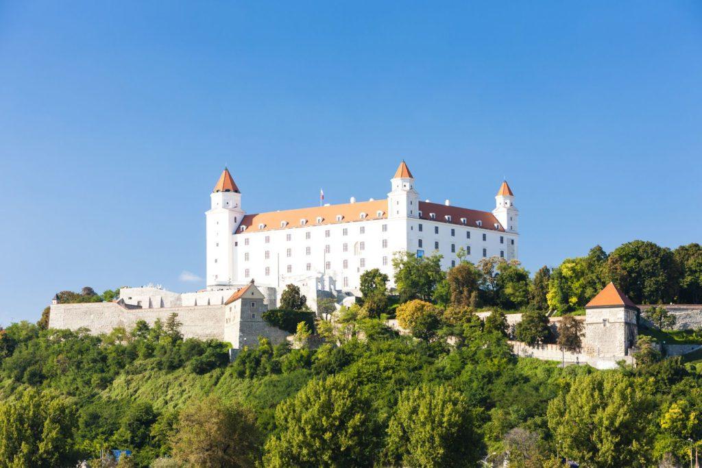 Bratislavský hrad v Bratislavě | phbcz/123RF.com