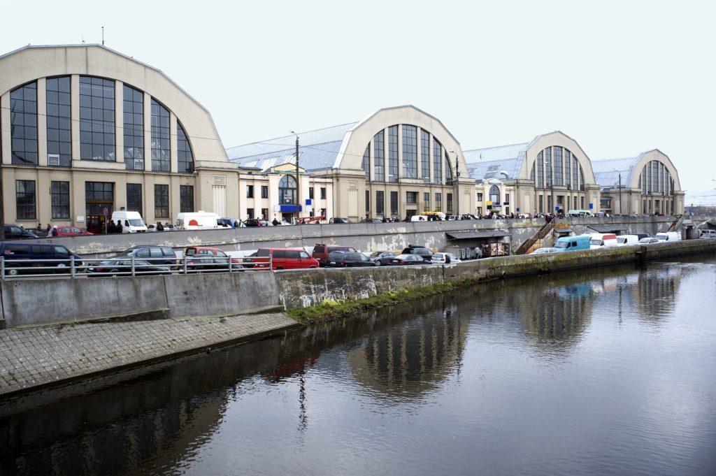 Central Market v Rize v Lotyšsku | vk8189/123RF.com