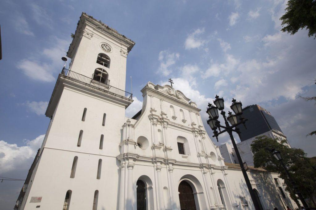 Katedrála v Caracasu   casadaphoto/123RF.com