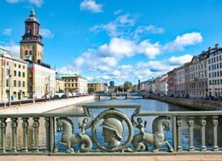 Město Göteborg ve Švédsku | anderm/123RF.com