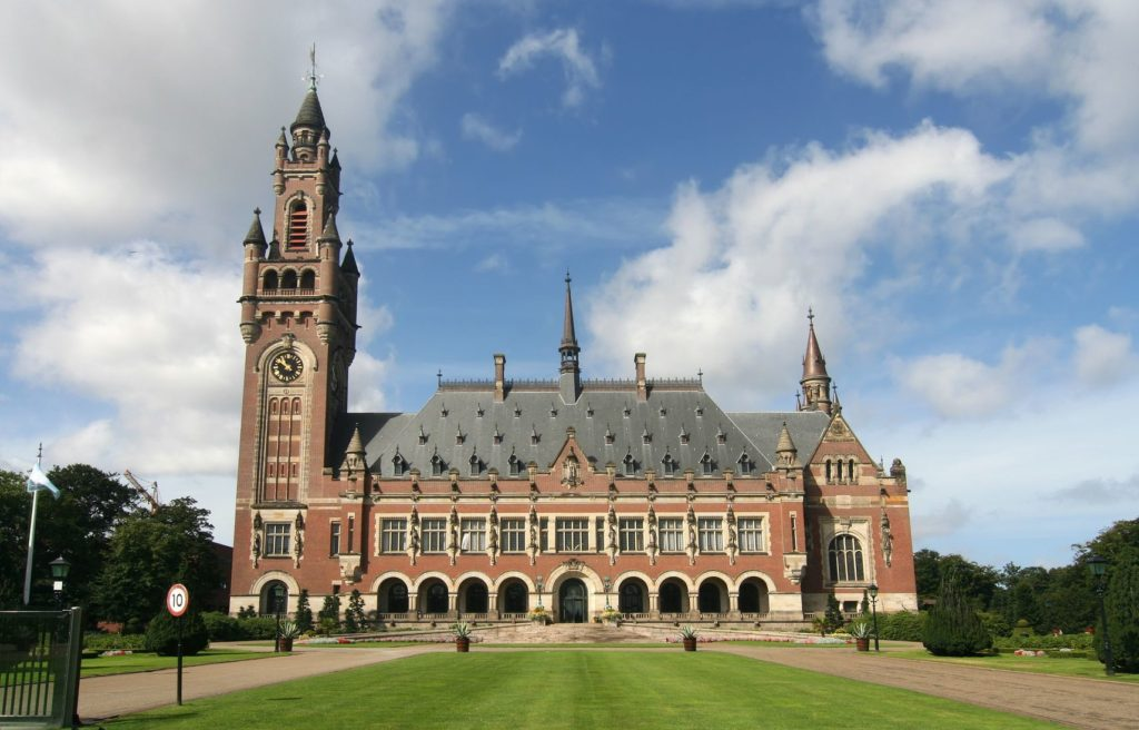 Palác míru Vredespalais v Haagu | jankranendonk/123RF.com