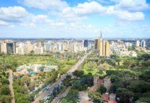 Panorama Nairobi v Keni | sopotniccy/123RF.com