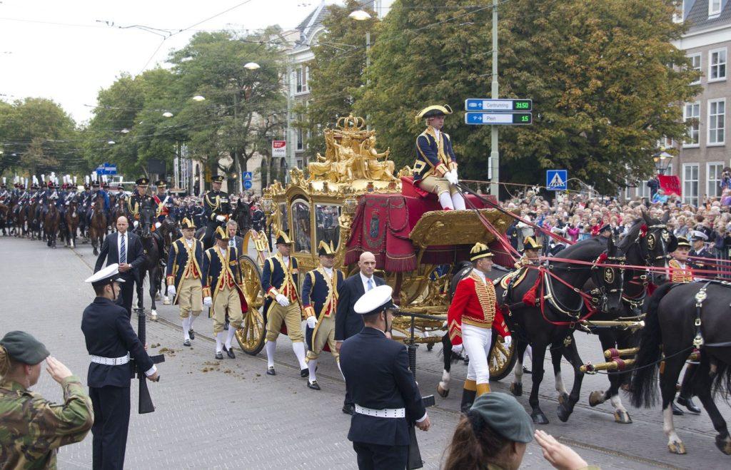 Prinsjesdag v Haagu | jankranendonk/123RF.com