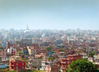 Scenérie ranního Káthmándú | Globalphoto/123RF.com