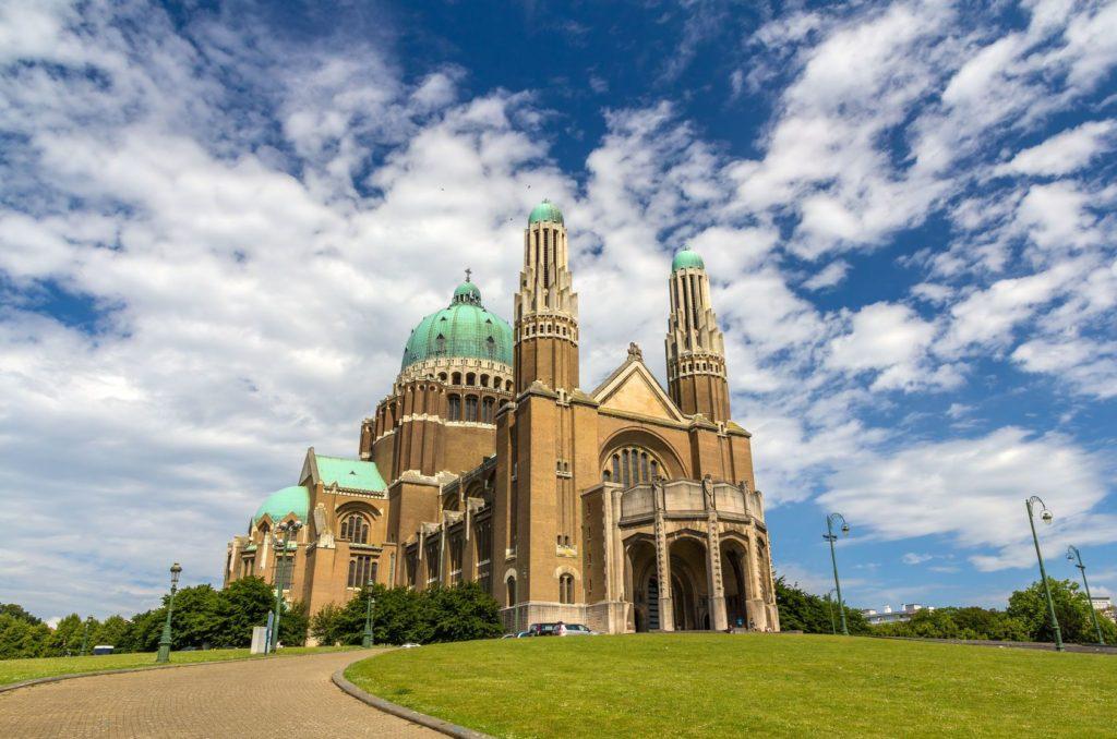 Bazilika Nejsvětějšího srdce Koekelberg v Bruselu | elec/123RF.com
