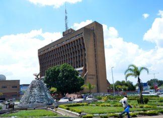 Centrum Lusaky v Zambii | djembe/123RF.com