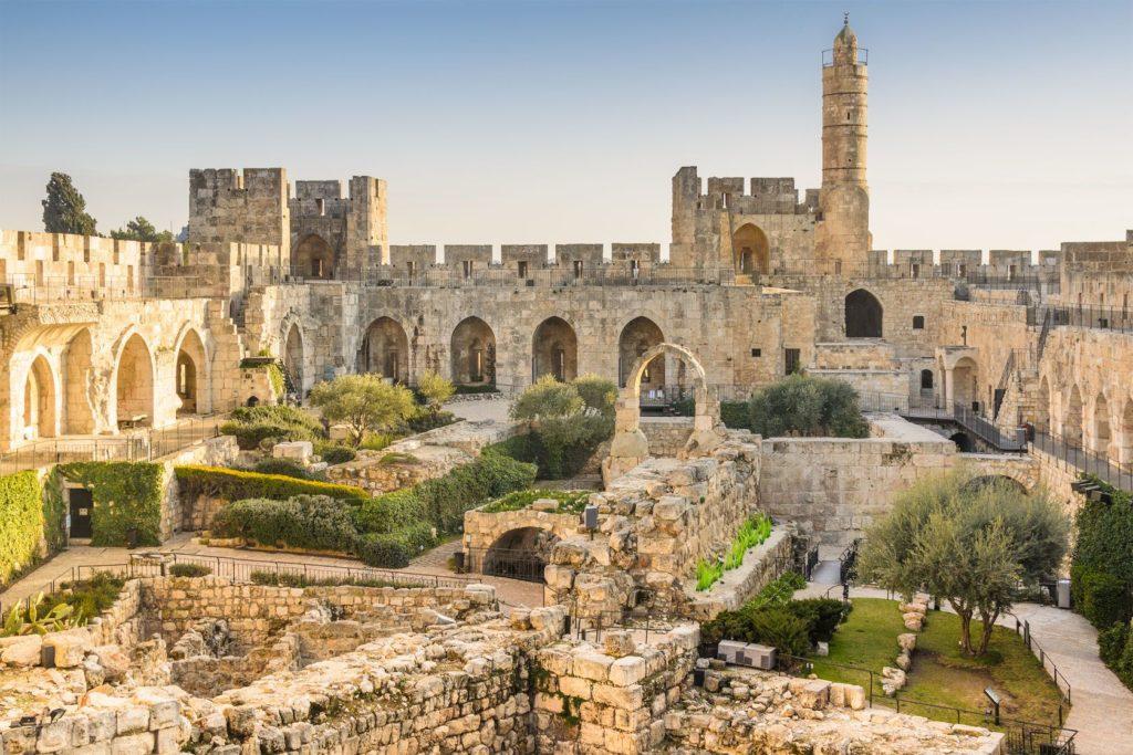 Citadela v Jeruzalémě | sepavo/123RF.com