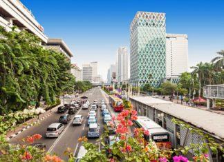 Denní provoz v Jakartě | saiko3p/123RF.com