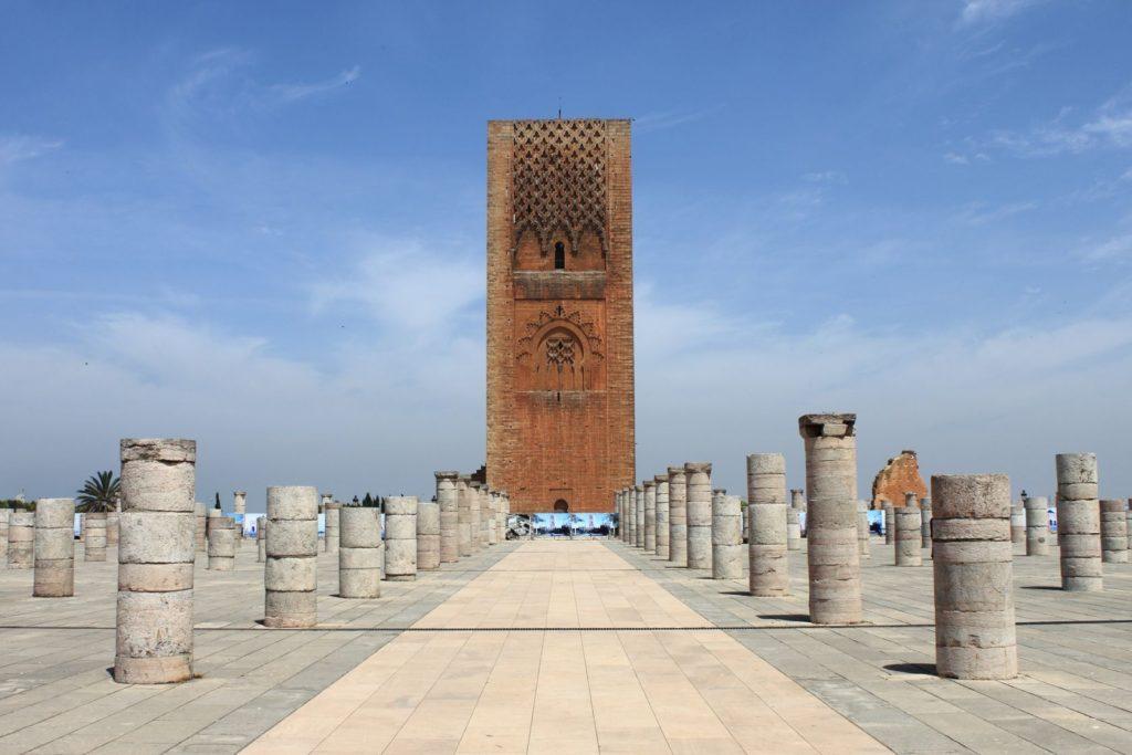 Hassanova věž v marockém Rabatu | alessando0770/123RF.com