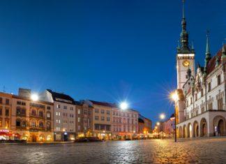 Horní náměstí v Olomouci | forance/123RF.com