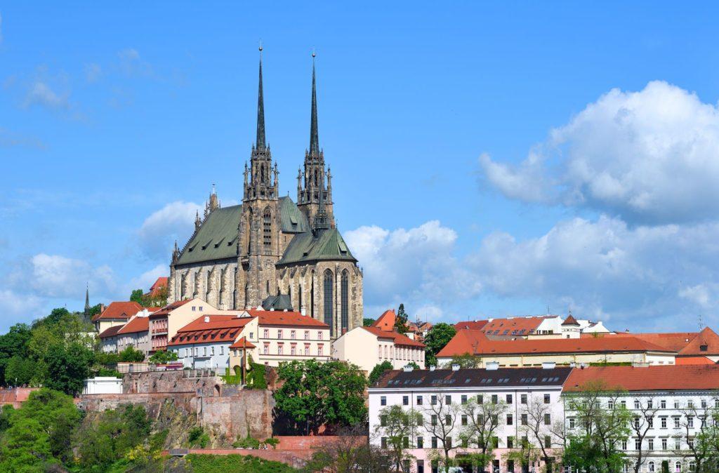 Katedrála svatého Petra a Pavla v Brně | balounm/123RF.com