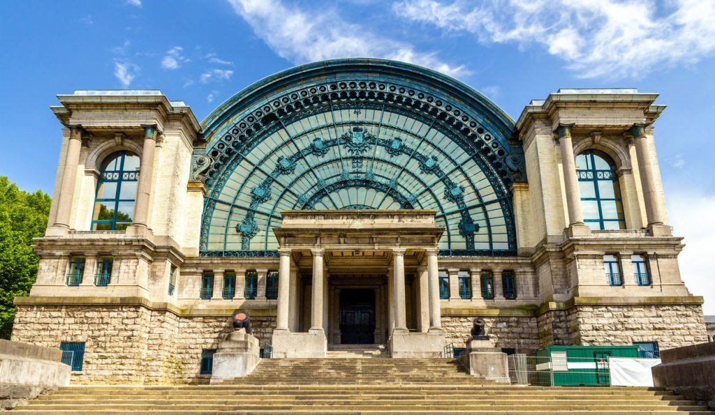 Královské muzeum armády a vojenské historie v Bruselu | elec/123RF.com