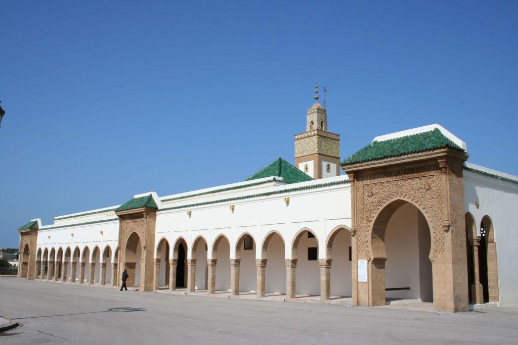 Královský palác v marockém Rabatu | styve/123RF.com