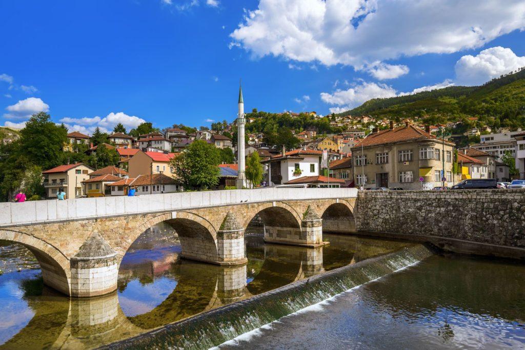 Latinský most v Sarajevu | Violin/123RF.com