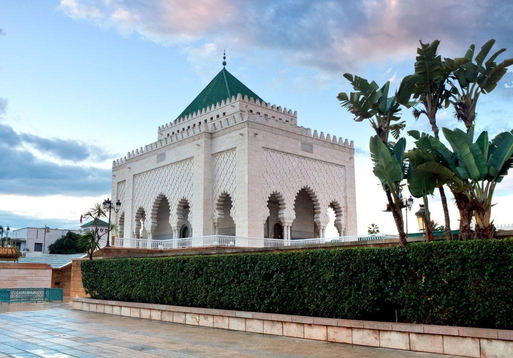 Mauzoleum Mohammeda V. v Rabatu | mme123/123RF.com