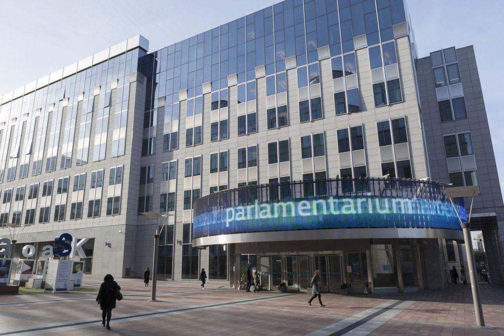 Parlamentarium v Bruselu | bablo/123RF.com