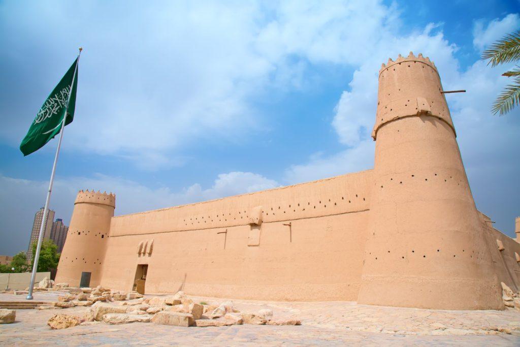Pevnost Al-Masmak v Rijádu | swisshippo/123RF.com