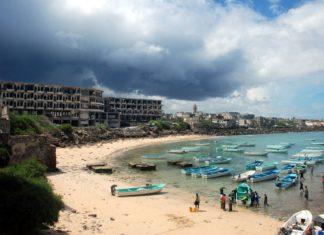 Přístav v Mogadišo v Somálsku | homeros/123RF.com