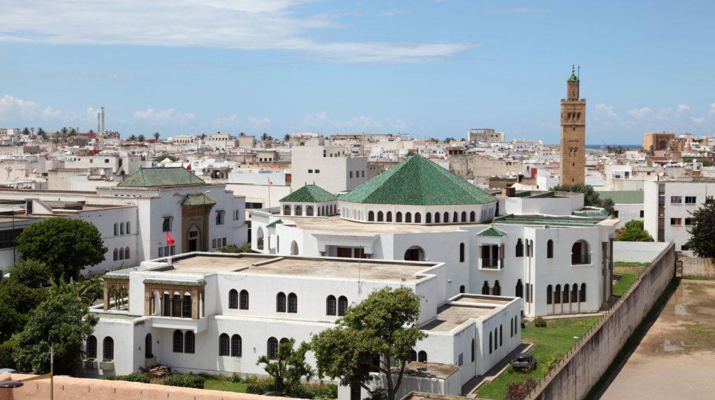 Rabatská medina v Maroku | philipus/123RF.com