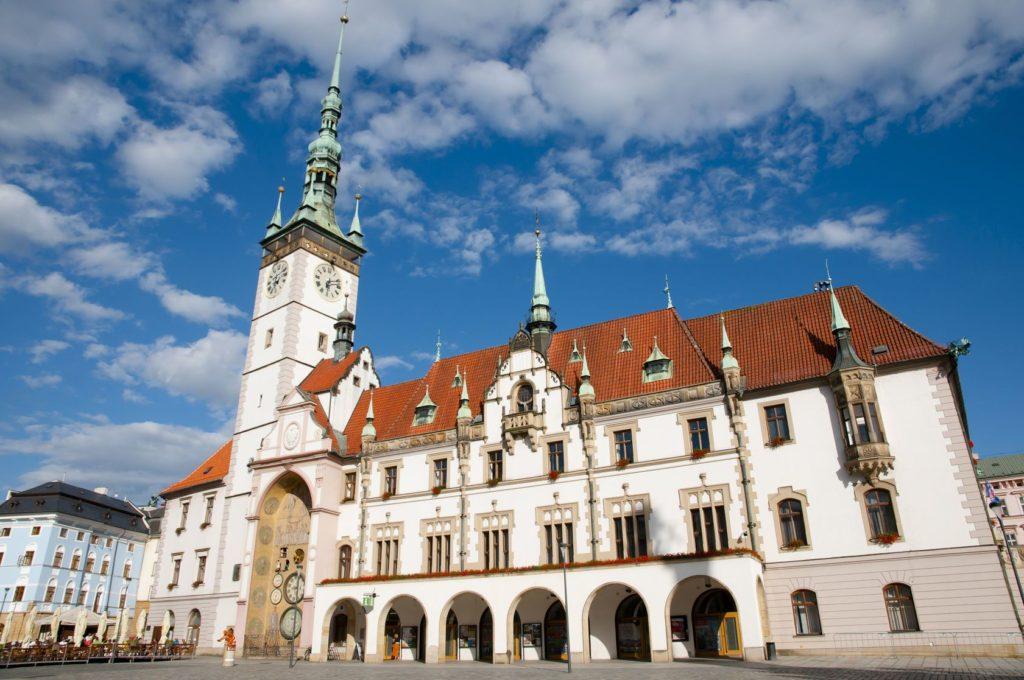 Radnice s Orlojem v Olomouci | adwo123/123RF.com