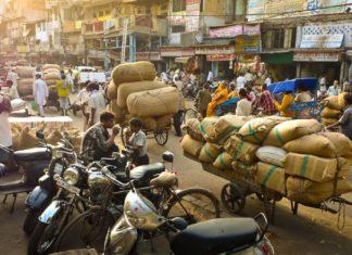 Ruch ulic v Novém Dillí | msv/123RF.com