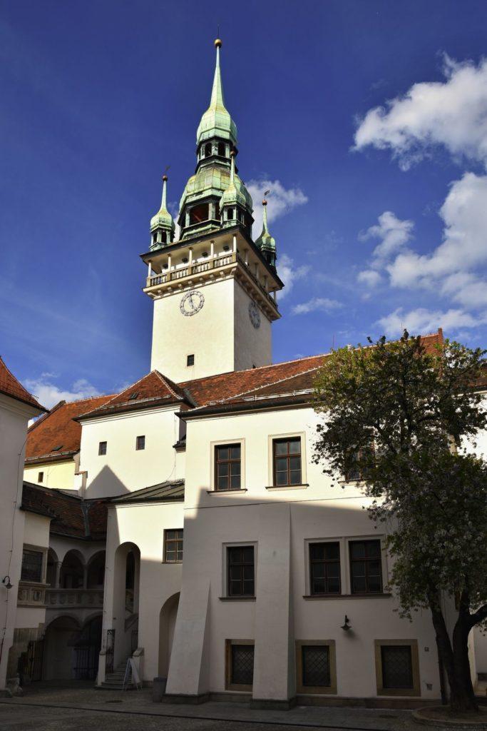 Staroměstská radnice v Brně | montypeter/123RF.com