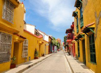 Typické ulice v kolumbijské Cartageně | jkraft5/123RF.com