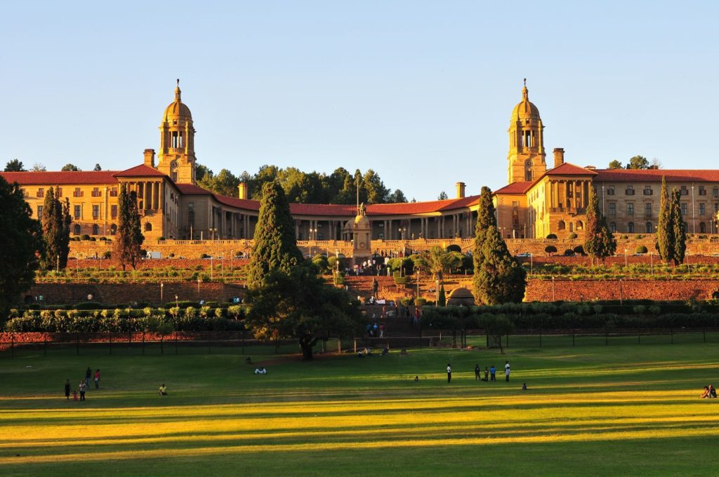 Union Buildings v Pretórii | demerzel21/123RF.com