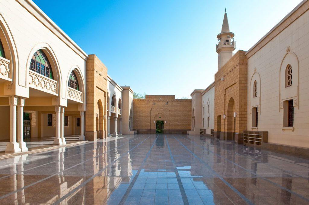 Vnitřek paláce Murabba v Rijádu | giuseppemasci/123RF.com