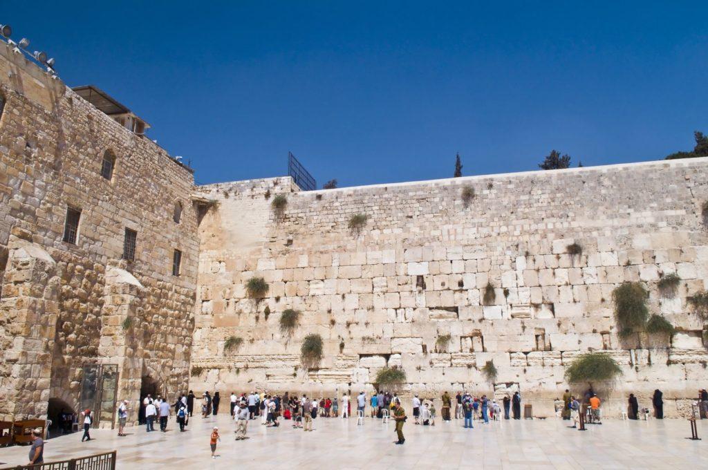 Zeď nářků v Jeruzalémě | kobby_dagan/123RF.com