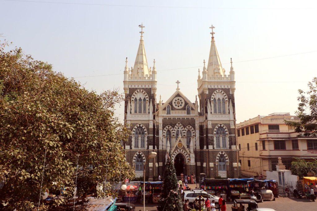 Bazilika Panny Marie v Bombaji | mds0/123RF.com