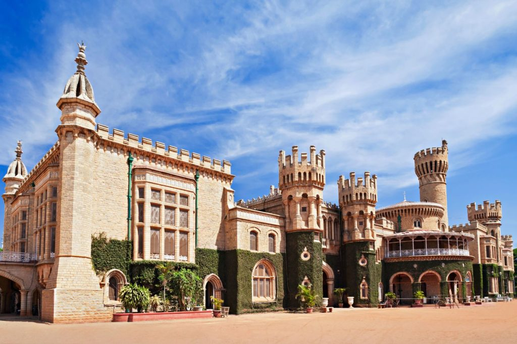 Bengalúrský palác v Indii | saiko3p/123RF.com