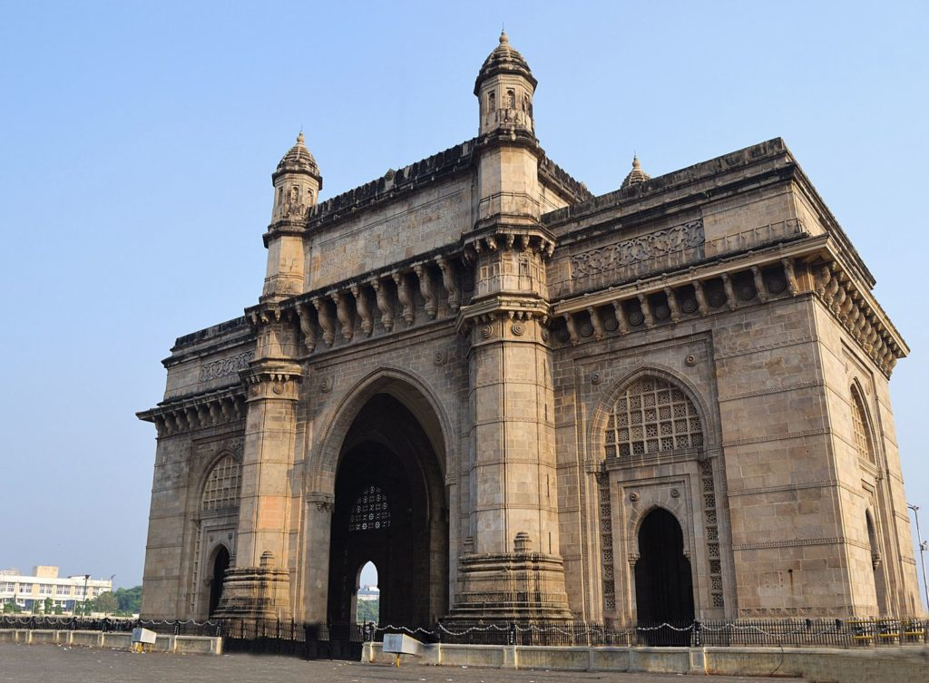 Brána Indie v Bombaji | arevhamb/123RF.com
