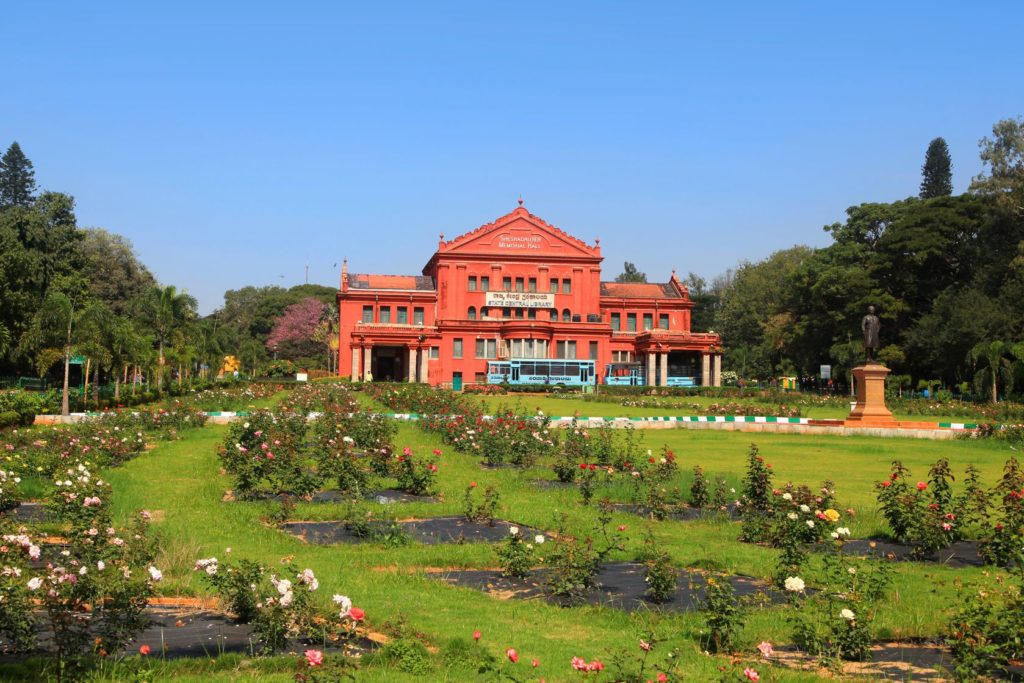 Cubbon Park v Bengalúru v Indii | snehit/123RF.com