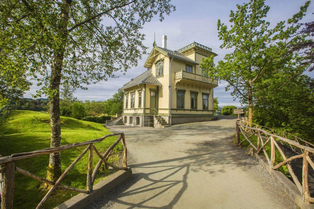 Edvard Grieg Museum v Bergenu | maylat/123RF.com